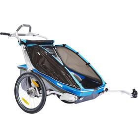 Thule Chariot CX2 Remolque, blue